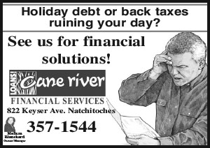 Cane River Financial Services 1