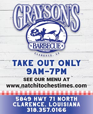 Grayson's Barbecue -take out -300x