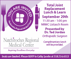 NRMC Joint Replacement Lunch